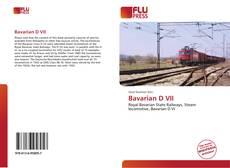 Borítókép a  Bavarian D VII - hoz