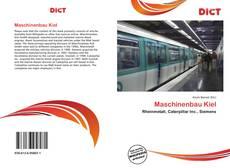 Maschinenbau Kiel的封面