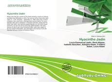 Capa do livro de Hyacinthe Jadin