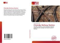 Bookcover of Chişinău Railway Station