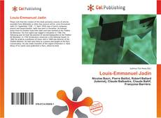 Bookcover of Louis-Emmanuel Jadin