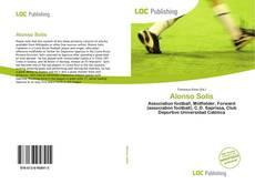 Capa do livro de Alonso Solís