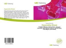 Capa do livro de Hyacinthe Klosé
