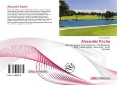 Buchcover von Alexandre Rocha