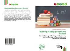 Borítókép a  Barking Abbey Secondary School - hoz