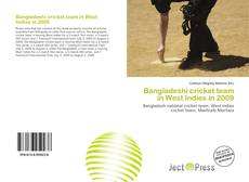 Bookcover of Bangladeshi cricket team in West Indies in 2009