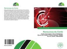 Buchcover von Renouveau du Conte