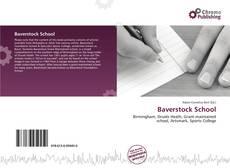 Bookcover of Baverstock School