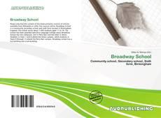 Buchcover von Broadway School