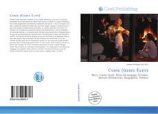 Buchcover von Conte (Genre Écrit)