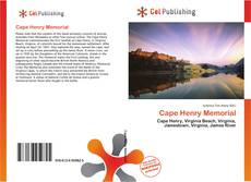 Bookcover of Cape Henry Memorial