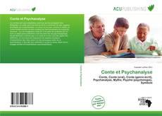Buchcover von Conte et Psychanalyse