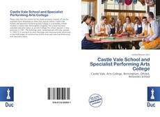 Обложка Castle Vale School and Specialist Performing Arts College