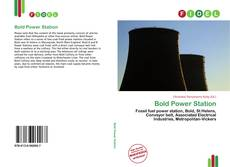 Bookcover of Bold Power Station