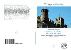 Bookcover of Colonial National Historical Park