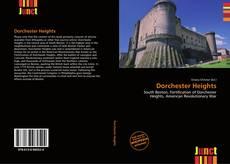 Обложка Dorchester Heights
