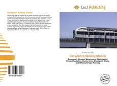 Portada del libro de Davenport Railway Station