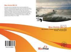Copertina di Max Holste MH.52
