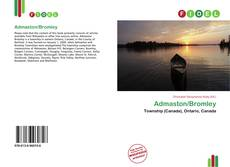Bookcover of Admaston/Bromley