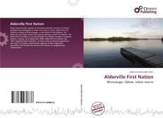 Bookcover of Alderville First Nation