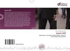 Buchcover von Louis Litif