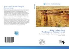 Capa do livro de Hope Lodge (Fort Washington, Pennsylvania)