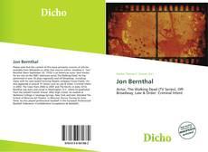 Portada del libro de Jon Bernthal