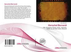 Herschel Bernardi kitap kapağı