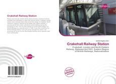Copertina di Crakehall Railway Station
