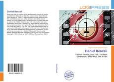 Portada del libro de Daniel Benzali