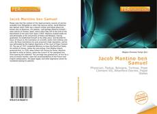 Jacob Mantino ben Samuel的封面