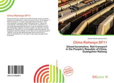 Portada del libro de China Railways DF11