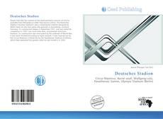 Bookcover of Deutsches Stadion