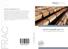Обложка CIE 071 Class/NIR Class 111