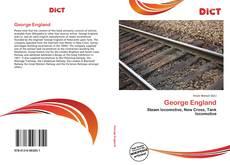 Borítókép a  George England - hoz