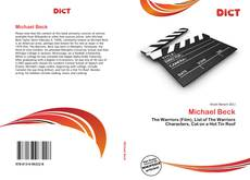 Bookcover of Michael Beck