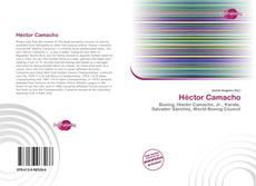Portada del libro de Héctor Camacho