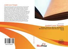 Обложка Judah Leon Templo