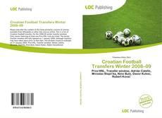 Bookcover of Croatian Football Transfers Winter 2008–09