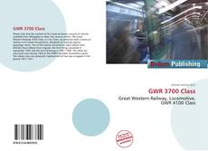 Bookcover of GWR 3700 Class