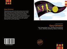 Portada del libro de Gary Christian