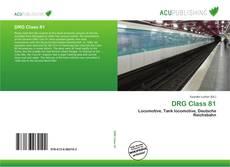 Обложка DRG Class 81