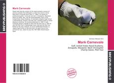 Bookcover of Mark Carnevale
