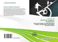 Bookcover of Ali Amiri (Afghan footballer)