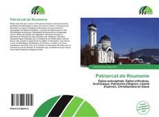 Copertina di Patriarcat de Roumanie