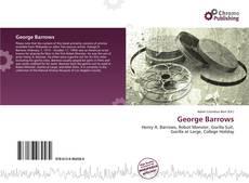 Couverture de George Barrows