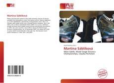 Buchcover von Martina Sáblíková