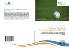 Bookcover of Maltese Football Transfers Winter 2008–09