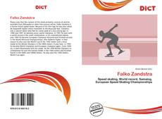 Bookcover of Falko Zandstra