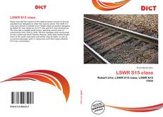 Bookcover of LSWR S15 class